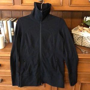 Lululemon black jacket size L (maybe?)